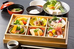 錦水の朝食例