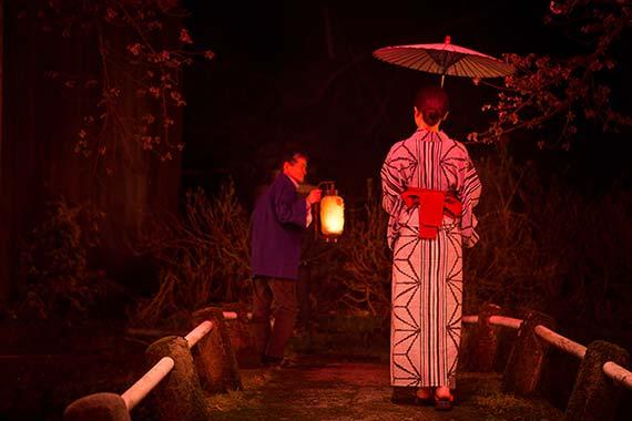 城崎温泉怪談祭特別プラン
